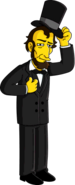 Abraham Lincoln (Los Simpson)