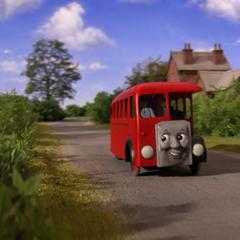 Bertie en doblaje de DVD de <a href=