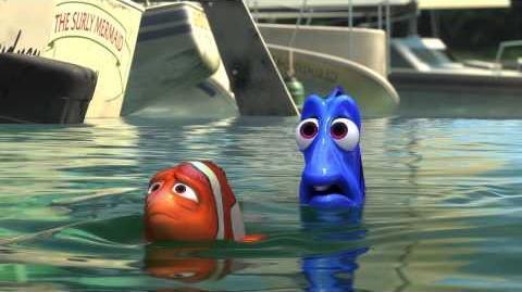 Buscando a Nemo 3D Tráiler Oficial - Disney Pixar