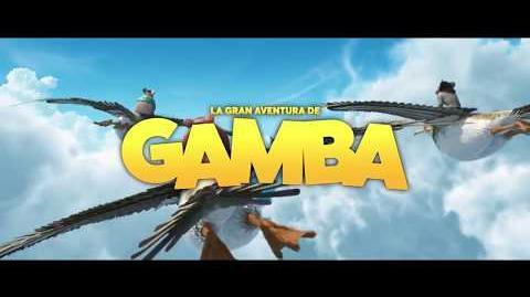 La gran aventura de Gamba - Tráiler español latino - Torre A