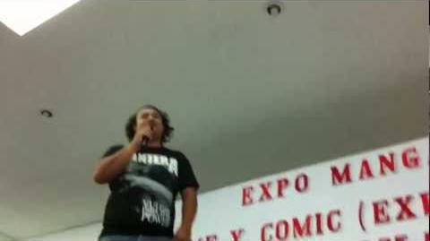 Uraz Huerta Expo MAC 2 3