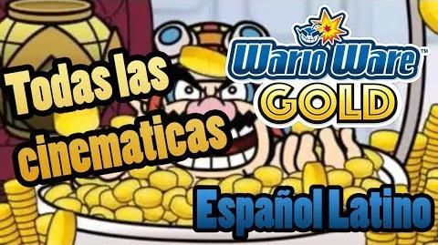 WarioWare Gold All Cutscenes en Español Latino
