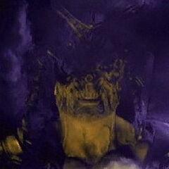 Shao Kahn también en el doblaje original de <a href=