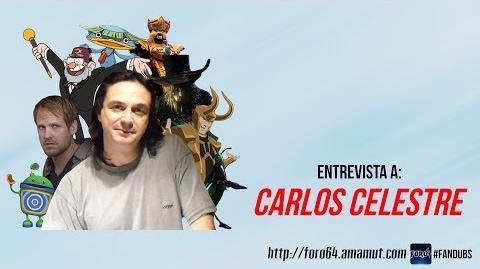 Carlos Celestre - Entrevista Fanduds