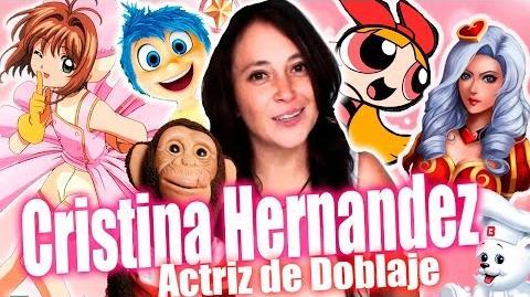 Cristina Hernández Voz SAKURA CARD CAPTORS - Chango Memé