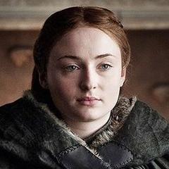 Sansa Stark en <a href=