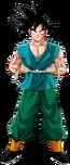 Goku end Tournament