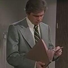 Carl Leeds (John Elerick) también en <a href=