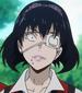 Kakegurui anime episode 1 Midari Ikishima profile image