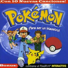 Pokemon CD1 Méjico (Portada)