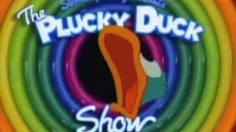 The Plucky Duck Show - Spanish Intro (Español Latino)