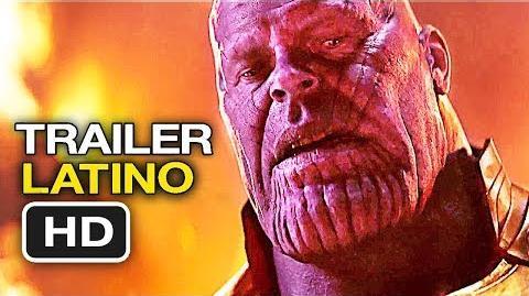 Avengers- Infinity War Español Latino