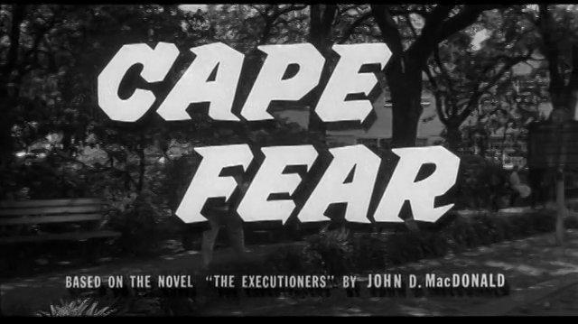 Cape Fear (1962) El abogado (Español Latino)