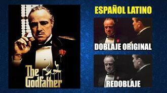 El Padrino -1972- Doblaje Original y Redoblaje - Español Latino - Comparación y Muestra