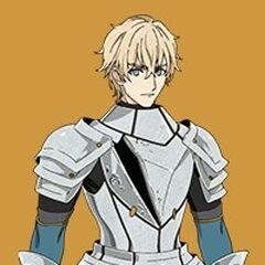 Espada / Gawain en <a href=