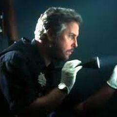 Gil Grissom en <a href=