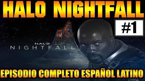 Halo Nightfall Episodio 1 Completo Español Latino 1080p