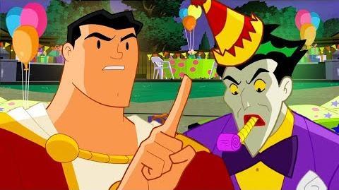 Justice League Action Fiesta de Payasos Webisodio 22