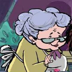 Señorita Dulcinea también en <a href=