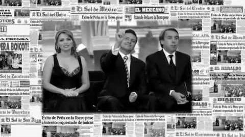 Soy La voz... López Obrador es un peligro para..