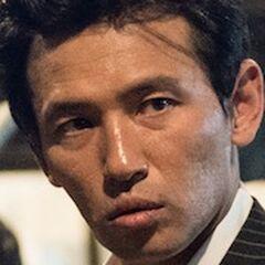Detective Seo Do Cheol (Hwang Jung Min) en <a href=