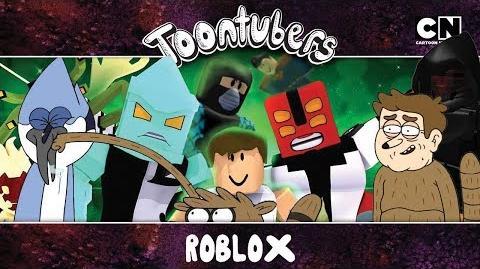 ¡¡¡Levante la mano el que pidió que jugáramos Mapa de Roblox!!! Toontubers Cartoon Network