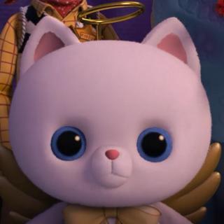 Ángel Kitty en <a href=