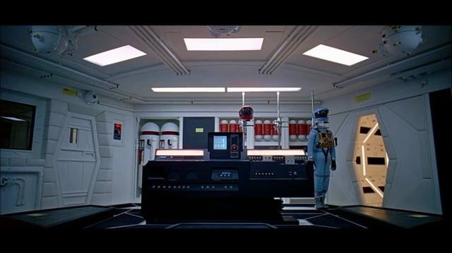 2001 Odisea del Espacio (1968) - Doblaje Latino Lo siento Dave