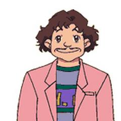 Akira Fujiwara (padre de Emily) (2ª voz) en <a href=