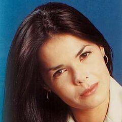 Es la voz recurrente de la actriz brasilera <a href=