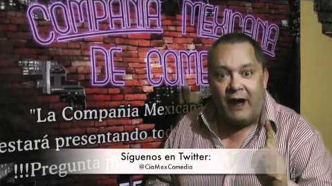 Compañía Mexicana De Comedia- Juan Carralero