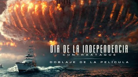Día de la Independencia Contraataque – La Invasión del Doblaje
