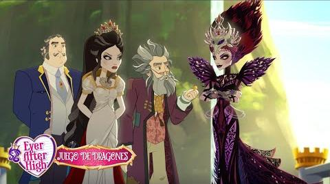 Equipo Blancanieves contra Equipo Reina Malvada Ever After High