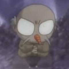 La pulga Myoga en las películas de <a href=