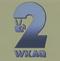 Logo WKAQ Telemundo PR 1992