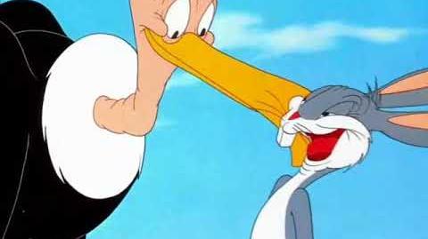 Looney Tunes- Comparación de doblajes -4 - Bugs Bunny Gets the Boid (1942)
