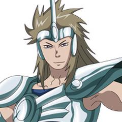 Caballero de Sagita en <a href=