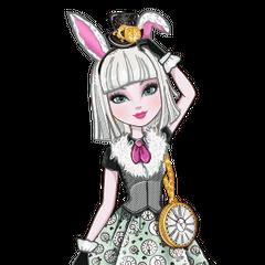 Bunny Blanc en <a href=
