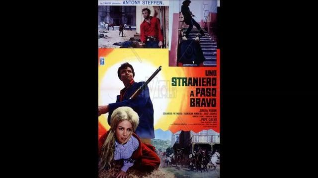 UN FORASTERO EN PASO BRAVO(1968) PRIMERA MUESTRA DOBLAJE LATINO(SOLO AUDIO)-1