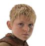 Björn Lothbrok niño - Vikingos