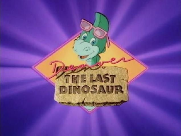 292. Series de Televisión 13: Denver, el último dinosaurio