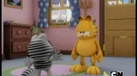 El Show de Garfield - Yo, Garfield y yo