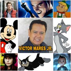 Homenaje a Víctor Mares Jr.