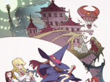 Little Witch Academia (película)