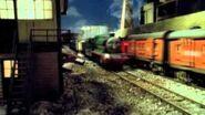 Thomas y sus amigos -furgones.