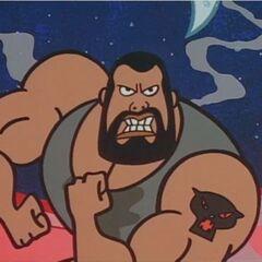 Action Hank también en <a href=