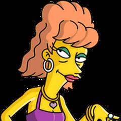 Amber Simpson en <a href=