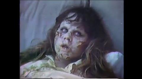 "El Exorcista CBS TV 1980 ""Agua Bendita"" doblaje latino original"