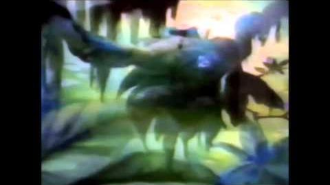 El Librito de la Selva escenas del VHS 1 (español latino)