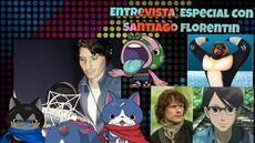 Entrevista Especial Con Santiago Florentín